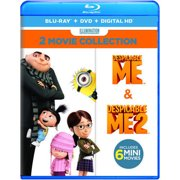 Despicable Me 2-Movie Collection (Blu-ray + DVD) by Universal