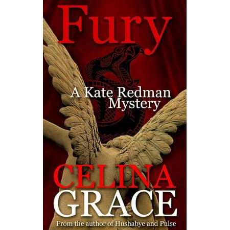 Fury (A Kate Redman Mystery: Book 11) - eBook](Redman Halloween)