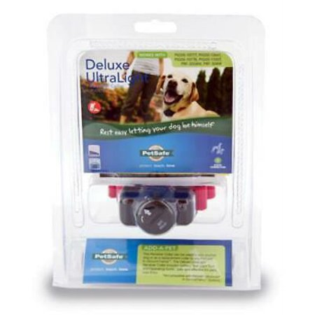 Radio Systems Deluxe Waterproof Ultra Light Receiver With Collar