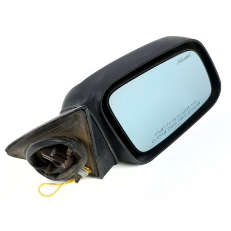 1990-94 Lincoln Continental Single OEM Power Right Side View Mirror F20Y17682A (Lincoln Continental Power Stop)