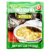 Kikkoman Egg Flower Soup, 1.05 oz (Pack of 12)