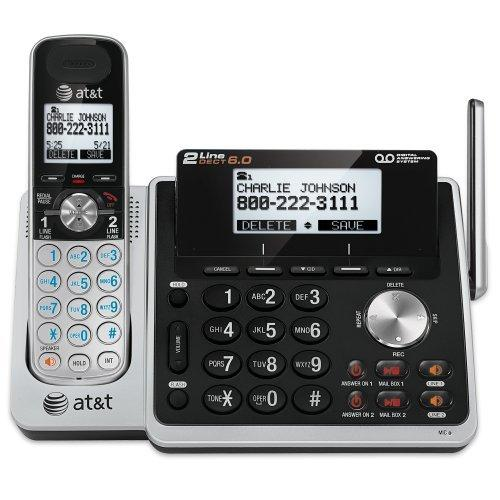 At&t Attl88102 Dect 6.0 2-line Expand Speakerphone With Caller Id