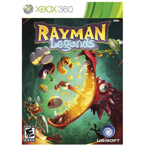 Rayman Legends (Xbox 360) - Pre-Owned