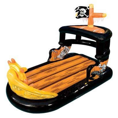 Banzai Ahoy Matey Pirate Ship Boat Pool Raft Float