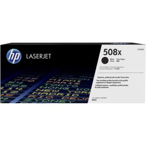 HP 508X Original Toner Cartridge - Black - Laser - High Yield - 12500 Page