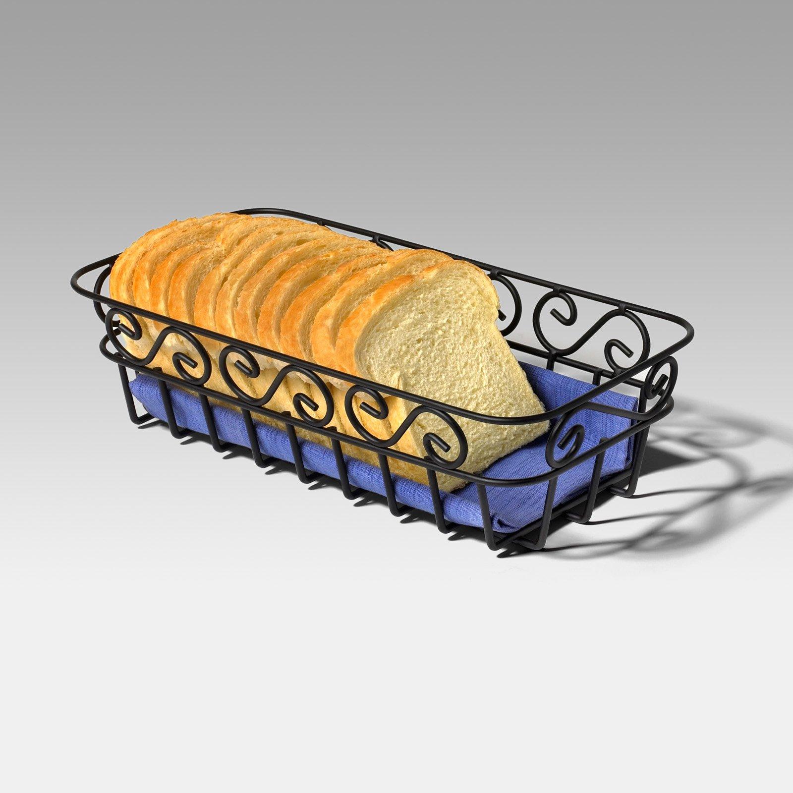 Scroll Bread Basket