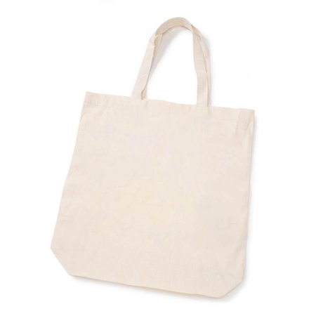Lightweight Eco Cotton Tote Bag 15