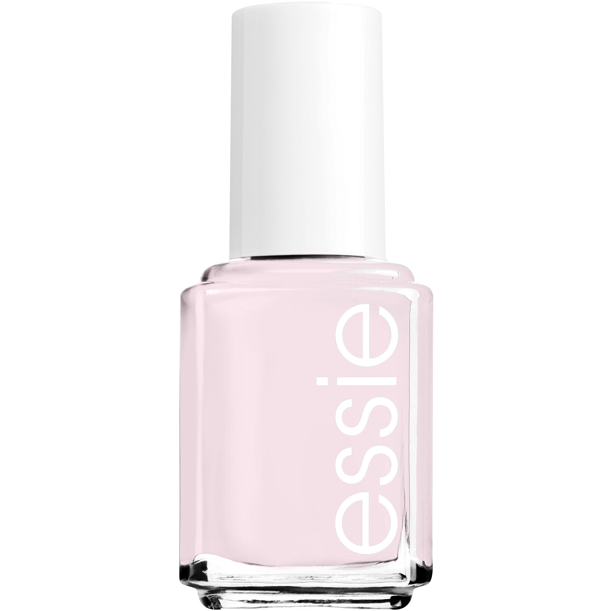 Essie Nail Polish (Sheers) Minimalistic, 0.46 fl oz - Walmart.com