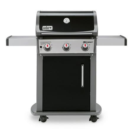 Weber Spirit E-310 3-Burner LP Gas Grill, Black ()