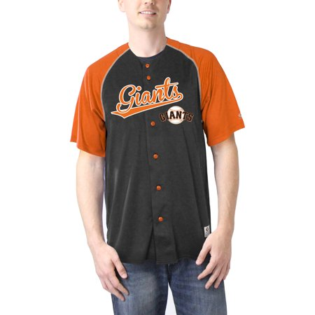 MLB San Francisco Giants Men's TMC Button Down Jersey ()