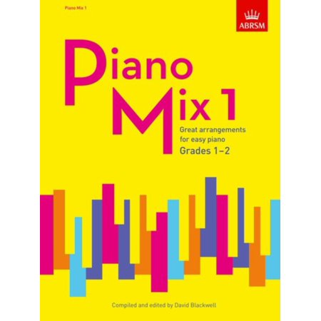 Piano Mix 1: Great arrangements for easy piano (Sheet music) - Piano Sheet Music Halloween
