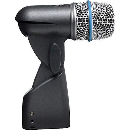 Shure BETA 56A Supercardioid Dynamic Instrument Microphone