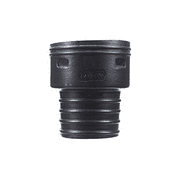"""ADVANCED DRAINAGE SYSTEMS 0362AA 3"""" Snap Adapter"""