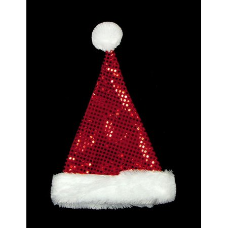 19 Quot Sparkling Red Metallic Sequin And Glitter Christmas