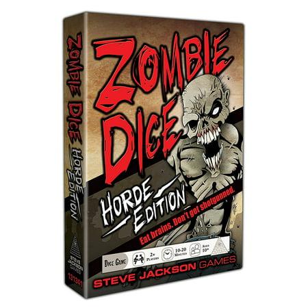 Zombie Dice: Horde Edition - Zombie Horde