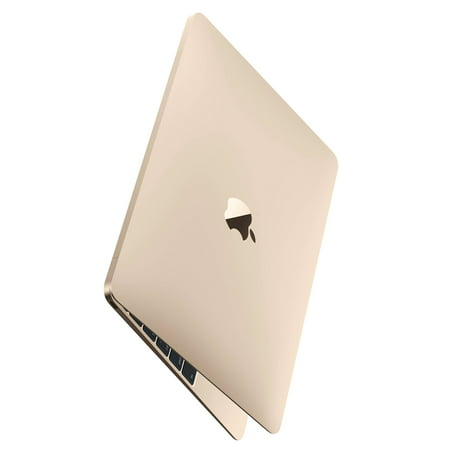 "Apple Macbook 12"" Retina Display Intel Core m3, 8GB Memory, 256GB Flash Storage - Gold (Certified Refurbished)"