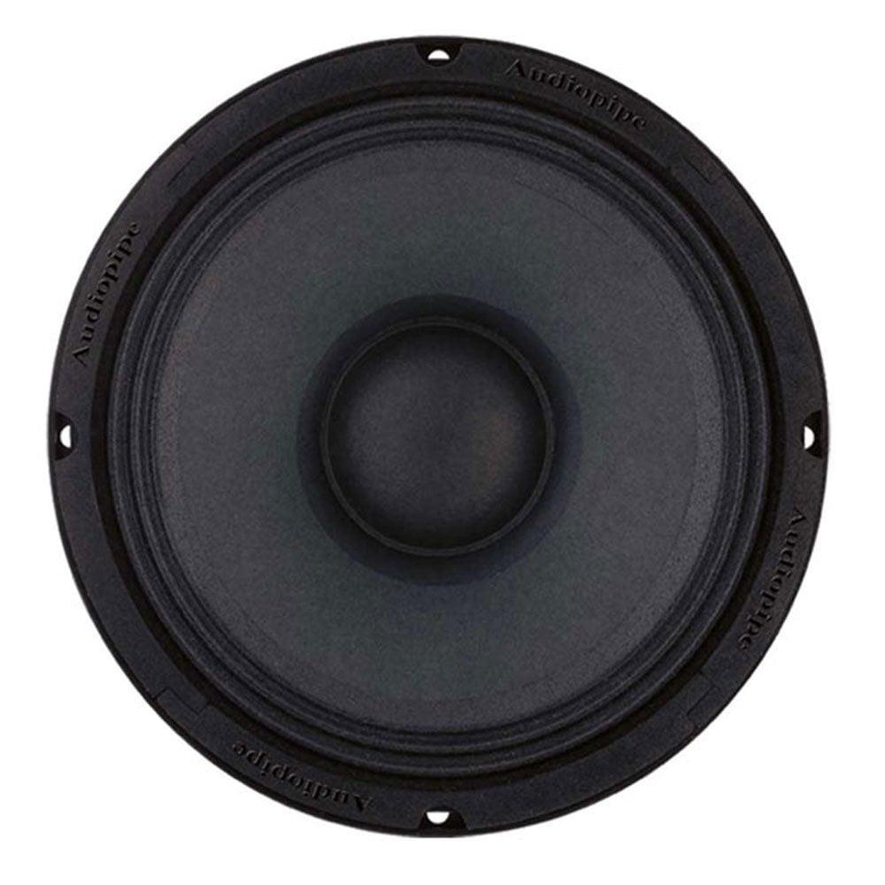 "Audiopipe APMB-8-B 8"" 500W Low/Mid Frequency Midbass Speaker Loudspeaker APMB-8B"
