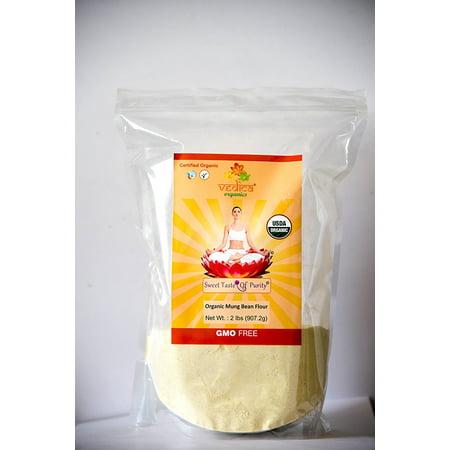 Organic Mung Bean Flour ()
