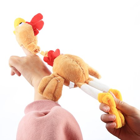 Slingshot Flingshot Flying Screaming Chicken Plush Toy - Slingshot Toy