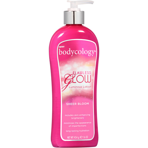 bodycology Flawless Glow Sheer Bloom Luminous Lotion, 16 oz