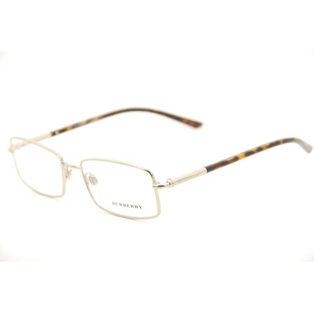 Burberry Men's Rectangular Eyeglass Frames (Burberry Eyeglasses Men)
