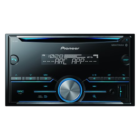 Dir Cd (Pioneer FH-S51BT Double DIN CD Receiver with built-in Bluetooth )