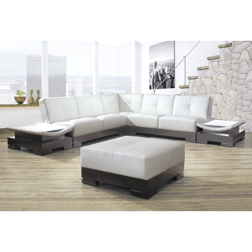 Hokku Designs Mirage Sectional by