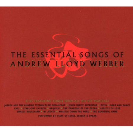 Essential Songs of Andrew Lloyd Webber Soundtrack