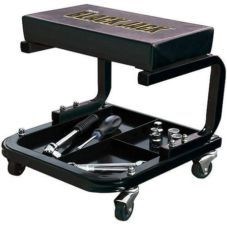 Torin Jacks TR6100W Creeper Seat, Black - Swamp Creeper