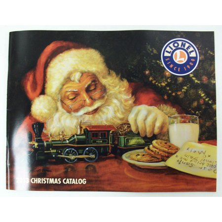 Discount Christmas Catalogs (Lionel 2013 Christmas Catalog)