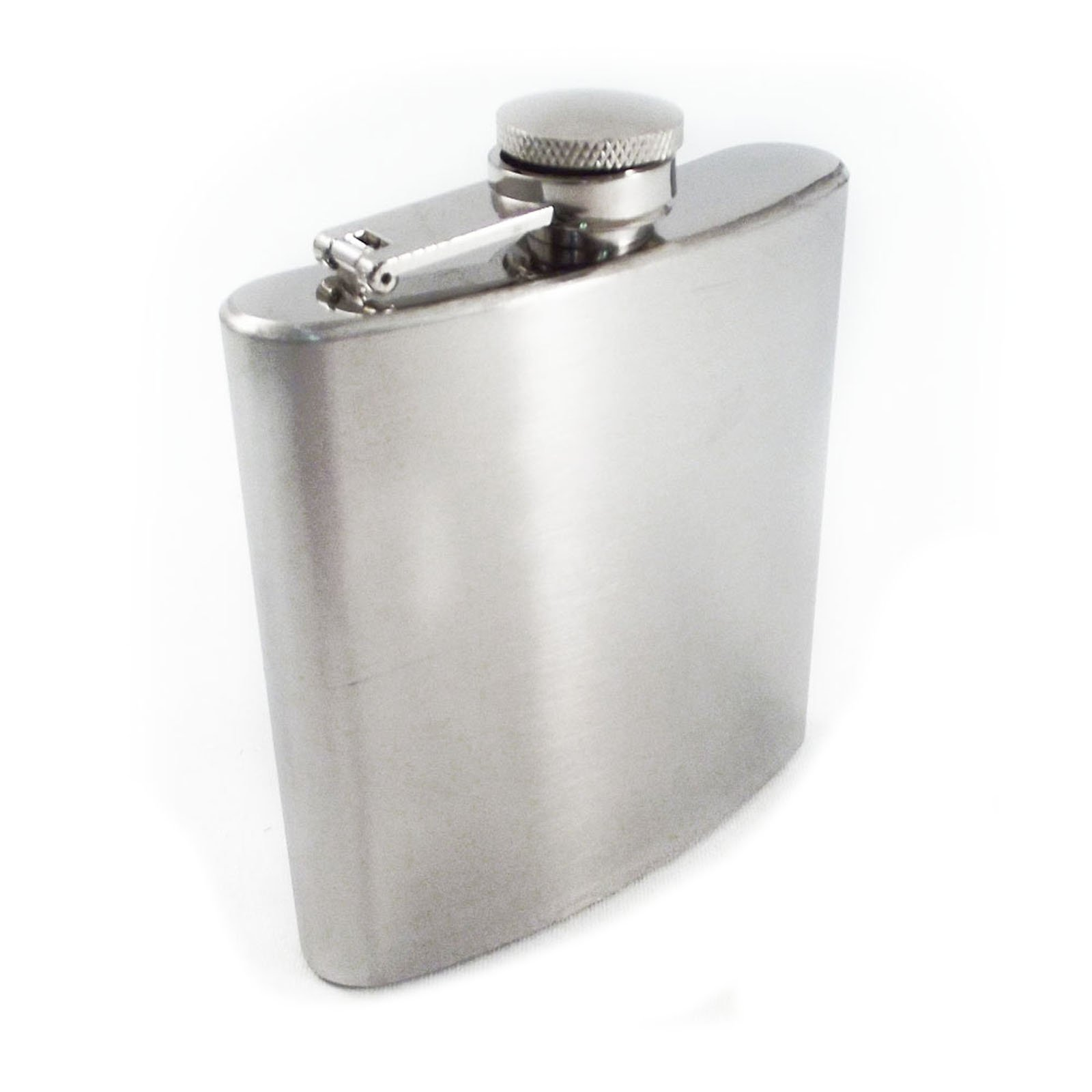 Hip Flask Stainless Steel 6oz Alcohol Concealed Drinkware Walmart Canada
