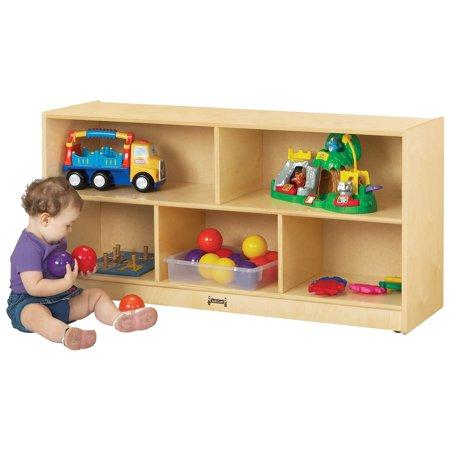 Jonti-Craft Toddler Single Storage Bookcase ()