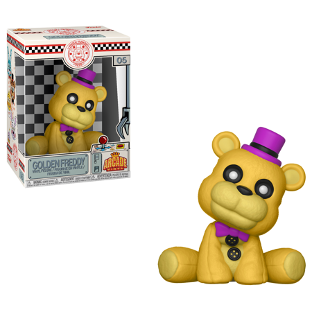 Funko POP! Five Nights At Freddy's- Golden - Halloween At Freddy's Song