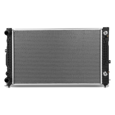 For 1997 to 2001 Audi A4 Quattro / 1998 to 2005 VW Volkswagen Passat 1.8L 2.0L AT / MT Factory Style Aluminum Core Cooling Radiator DPI 2034 99 00 02 03 04 2000 Volkswagen Golf Radiator