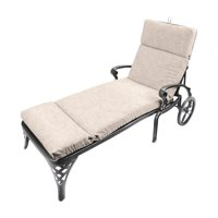 Jordan Manufacturing Jackson Outdoor Chaise Lounge Cushion