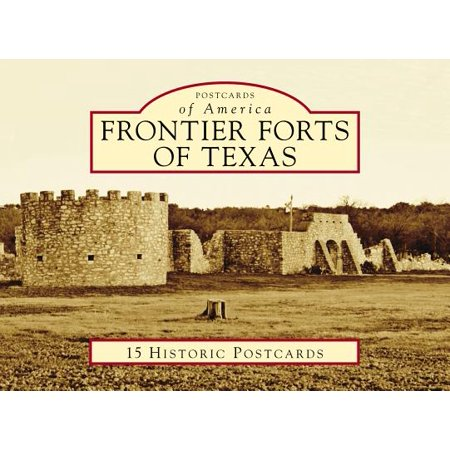 Postcards of America (Looseleaf): Frontier Forts of Texas (Other) - Frontier Texas Halloween