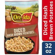 Ore-Ida Diced Hash Brown Potatoes, 32 oz Bag