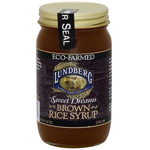 Lundberg Family Farms Sweet Dreams Brown Rice Syrup, 21 oz (Pack of 6)