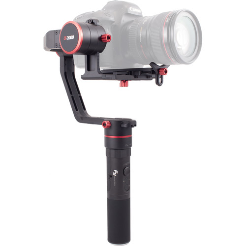 FEIYU A2000 Kit - Gimbal With Dual Handles For DSLR and M...