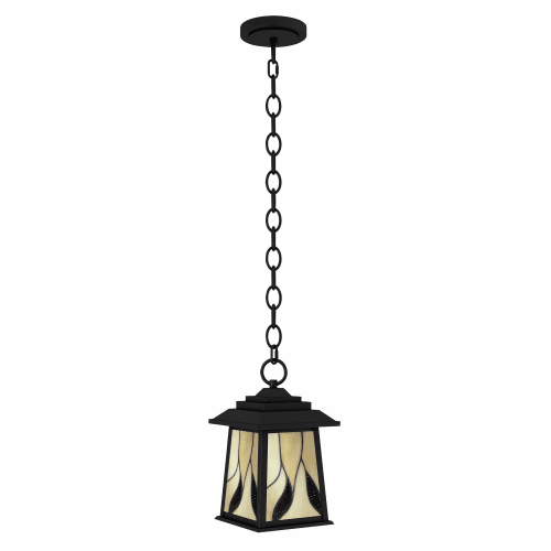"Dale Tiffany STH16133 Single Light 7"" Wide Outdoor Mini Pendant"