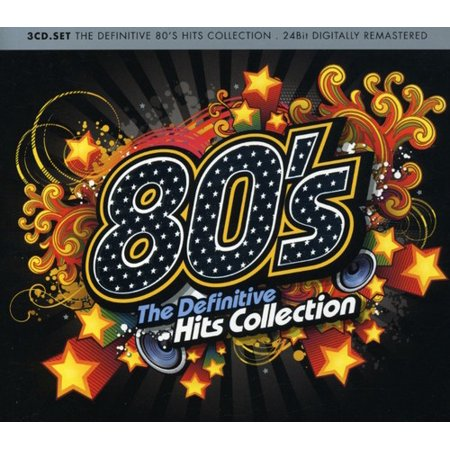 80's: The Definitive Hits Collection (CD) (Digi-Pak) - The 80's Style