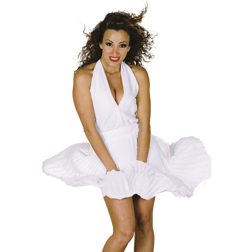 Pin Up Adult Halloween Costume, Size: Women's - One Size