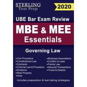 Sterling Test Prep MBE & MEE Essentials: Governing Law for UBE Bar Exam Review (Paperback)