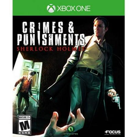 Sherlock Holmes: Crimes & Punishments - Xbox One ()