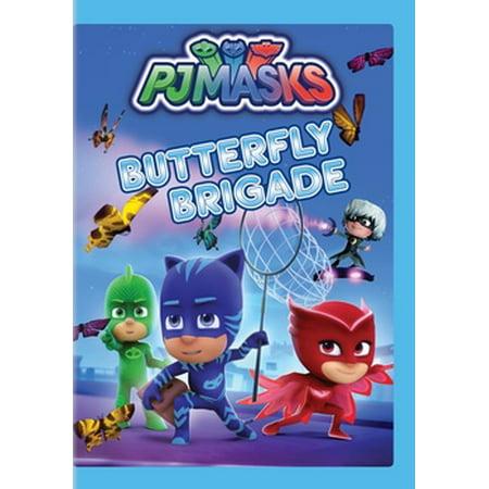 - PJ Masks: Butterfly Brigade (DVD)