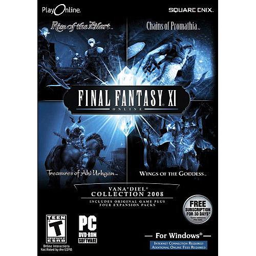 Final Fantasy XI: Online: Vana'diel Collection 2008