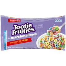 Breakfast Cereal: Tootie Fruities