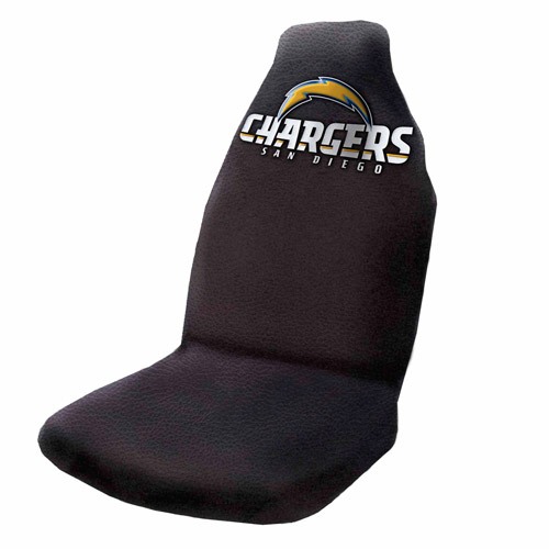 NFL San Diego Chargers Applique Seat Cover
