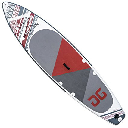 Click here to buy New Aquaglide Cascade 12'0 Inflatable Stand-Up Paddle Board (SUP) by Aquaglide.