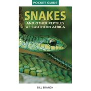 Pocket Guide Snakes and other reptiles of Southern Africa - eBook